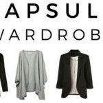Bugün Ne Giysem Sorusuna Hap Çözüm: Kapsül Gardırop